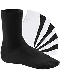 Footstar - Lot de 10 paires de chaussettes EVERYDAY! - qualité celodoro - unisexe - différents coloris et tailles 35 à 50