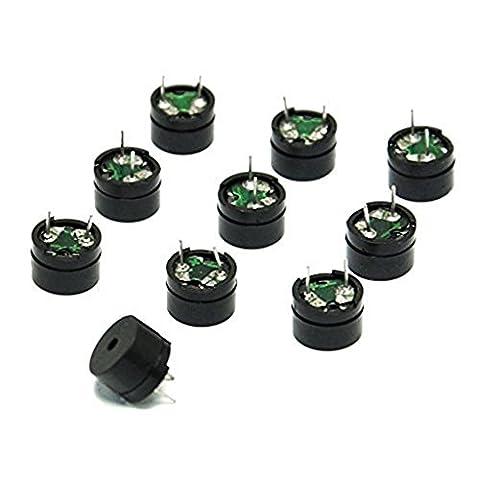 FengYun® 10PCS 16R 12085 3V-12V Universal passiver Buzzer, der gegenwärtigen Buzzer aletrnating ist