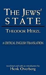 Jews State: A Critical English Translation