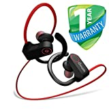Best Headphones For Running - Bluetooth Headphones,Best Wireless Sports Earphones with Mic IPX5 Review