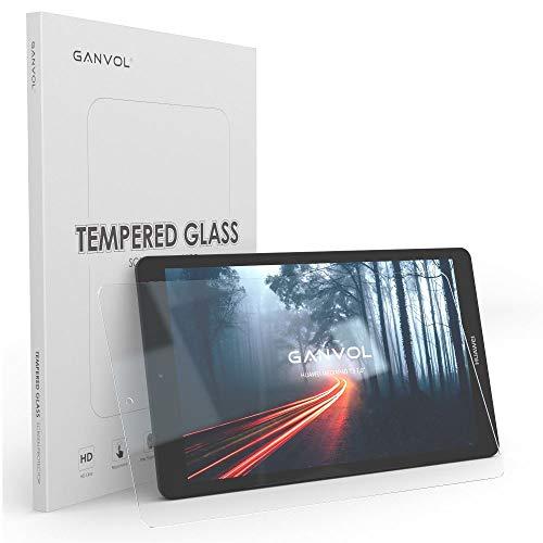 """vetro temperato tablet 7 pollici Ganvol Pellicola Protettiva Vetro Temperato per Huawei Mediapad T3 7 / T3 Tablet WiFi Display da 7"""""""