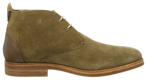 H.D. Hudson Mfg Co. Matteo Suede 40, Bottes Chukka homme Marron (tabac)