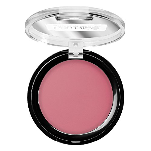 Catrice - Blush - Blush Flush - Beurre to Powder Blush C01 - Vibrant Rose