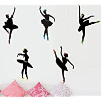 Suchergebnis auf für: ballerina wandtattoo