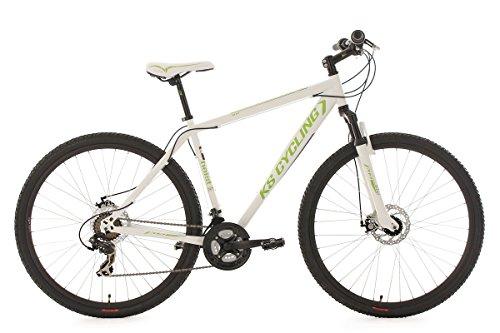 KS Cycling Mountainbike Hardtail Twentyniner Heist RH 51 cm Fahrrad, Weiß, 29
