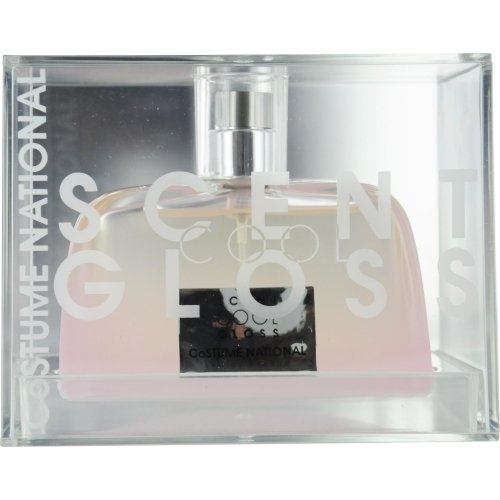 COSTUME NATIONAL SCENT COOL GLOSS by Costume National EAU DE PARFUM SPRAY 1.7 OZ (Costume National Scent Gloss)