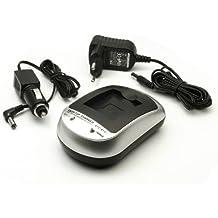 Cargador para Canon NB-9L Adecuado para cargar baterías de la siguientes cámaras: Canon Digital IXUS 1000HS etc.