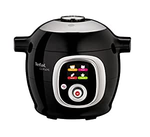 Tefal CY701840 Cook4Me Intelligent Multi Cooker, Interactive Control Panel - Black