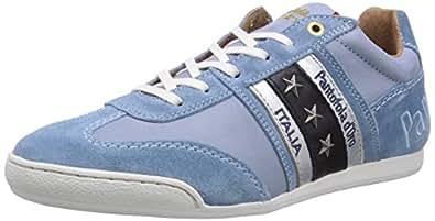 Pantofola d'Oro  ASCOLI LOW MEN, Sneakers basses homme - Bleu - Blau (CASHMERE BLUE), 47 EU