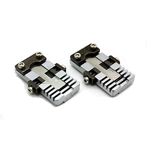 Clamp Fixture (ChaRLes Universal Key Machine Fixture Clamp Parts Schlosserwerkzeuge Für Key Copy Machine)