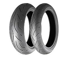 Bridgestone Battlax Hypersport S20 EVO R - 190/50/R13 73 W - dB - Motorcycle Tires
