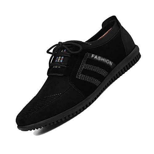 Chaussures HAIZJEN Homme, en Tissu pour Hommes, de désodorisant en Maille et de de Printemps et d'été (Couleur : C, Taille : EU39/UK6/CN39)