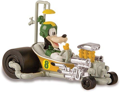 Mickey Mouse Mini Vehículos: Goofy's Turbo Tubster (IMC TOYS 182882)