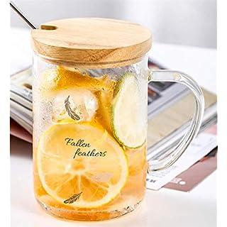 Luftdichter Glasbehälter, ideal für Spaghetti und andere trockene Lebensmittel, getrocknetes Obst, Kaffee, Zucker usw. mit luftdicht schließendem Deckel für Vakuumverschluss, Borosilikatglas, Set of2