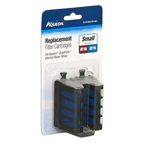 ernal Filter Cartridge Small 2pk (Aqueon Filter)