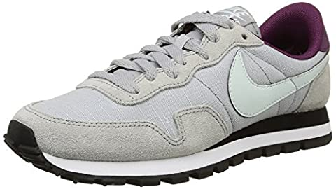 Nike - Wmns Air Pegasus '83 - -, homme, multicolore (wolf grey/fbrglss-mlbrry-blk), taille 40