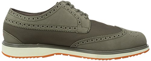 Swims Barry Low, Brogues Homme Mehrfarbig (Taupe Orange 408)