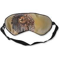 National Geographic Schlafmaske mit Eulen-Motiv, für den Schlaf, konturierte Augenmaske, für Reisen und Nachtruhe preisvergleich bei billige-tabletten.eu