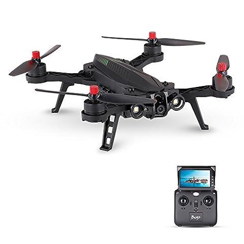 MJX Bugs 6 B6 720P Kamera FPV Drohne 250mm Radstand High Speed Brushless Racing Quadcopter (3 Lb Paket)