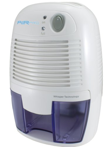 500ml Airpro Mini Compact Air Dehumidifier For Home Kitchen Bedroom Bathroom Caravan Etc