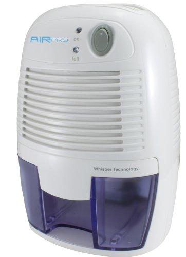500ml airpro mini compact air dehumidifier for home kitchen bedroom bathroom caravan etc for Small dehumidifier for bedroom