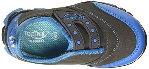 1af25e2b9 Foot Fun (from Liberty) Boy s Champ-12 Boat Shoes - webshoppingmart