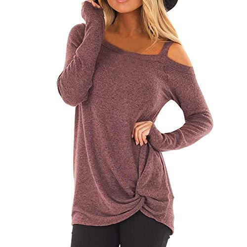 Special Section New Fashion Autumn Winter T Shirt Women Casual Off Shoulder Long Sleeve Cute Tshirt Plus Size Sexy V Neck Black White Tops Lady Lustrous Tops & Tees T-shirts