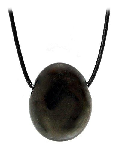 kaltner-prasente-collier-en-cuir-avec-pendentif-en-pierre-roulee-noire-en-jais-pour-homme-et-femme-i