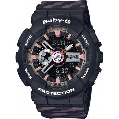 Casio BA-110CH-1AER Reloj de Damas