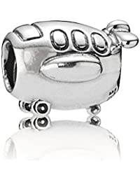 Pandora Ladies Bead Sterling Silver 925 Plane 790561