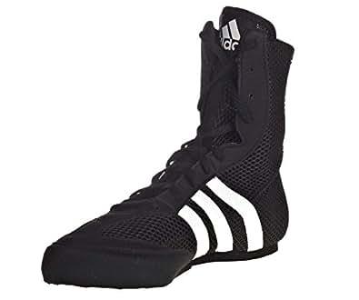 Adidas  box hog, Chaussures de boxe pour homme Noir noir