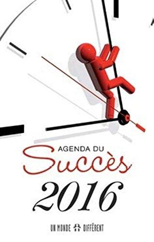 Agenda du succès 2016
