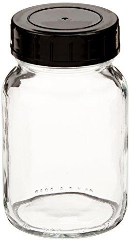 Retsch 22.523.0001Probe Flasche für Fräsen System, 250ml Kapazität (10Stück)