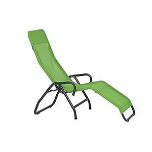 mfg 2603320 b derliege pool 3 gestell anthrazit bezug limette. Black Bedroom Furniture Sets. Home Design Ideas