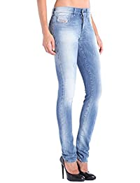 85602208 Diesel Livier 0832T Women's Jeans Trousers Slim Jegging