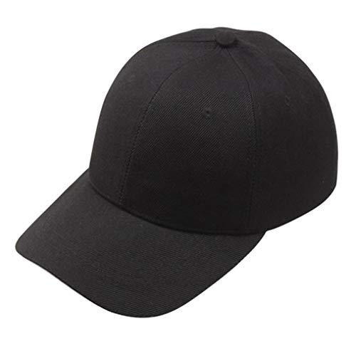 Baseball Cap Hut Hip-Hop einstellbare Kinlene Unisex