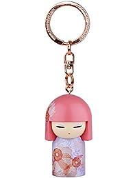 Porte clé Kokeshi Kimmidoll 5cm Nozomi - espoir