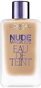 L'oréal paris nude magique eau de teint 140 - foundation makeup (purebeige)