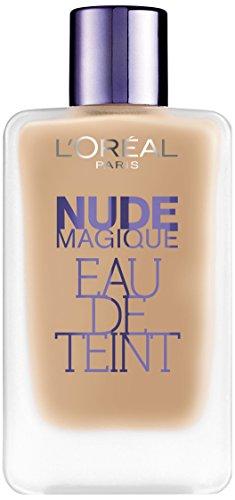 L'Oréal Paris Eau De Teint, Fondotinta, 140 Pure Beige, 20 ml