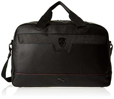 Puma Men s Ferrari Ls 074211 Top-Handle Bag Black black (Black) One ... 1475f533ec0d5