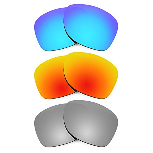 Revant Ersatzlinsen für Smith Wayward Polarisiert 3 Paar Kombipack K014