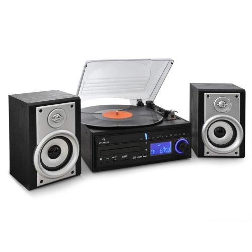 auna-ds-2-kompaktanlage-mit-plattenspieler-cd-player-und-radio-zum-digitalisieren-mp3-2-wege-lautspr