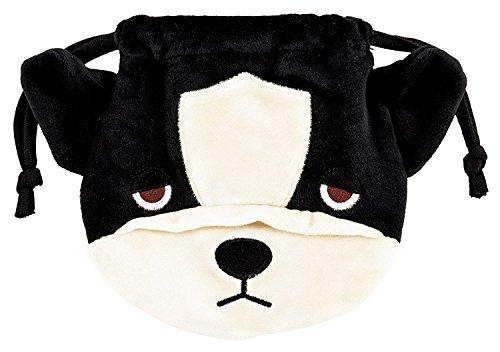 livheart nemunemu Tiere Mini Beutel Französische Bulldogge, Blase 38670-98aus Japan (Französische Bulldogge Gefüllt)