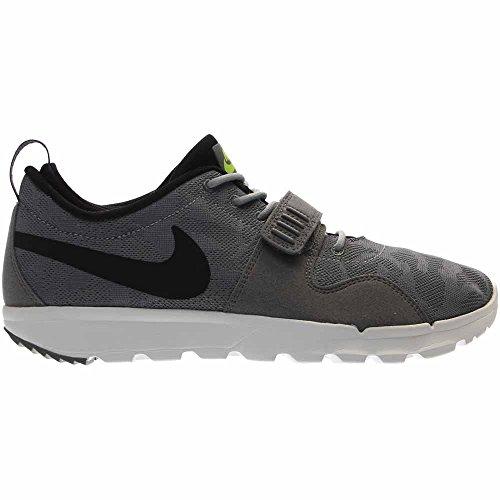 Nike Trainerendor, Chaussures de Skate Homme, Talla Gris (Cool Grey / Black-White-Volt)