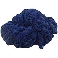 18m Garn Kordel DIY Dickes Seil Makramee Garn Bastelgarn für Handgemachte Gewebte Decke Kissen (Durchmesser: 25 mm)