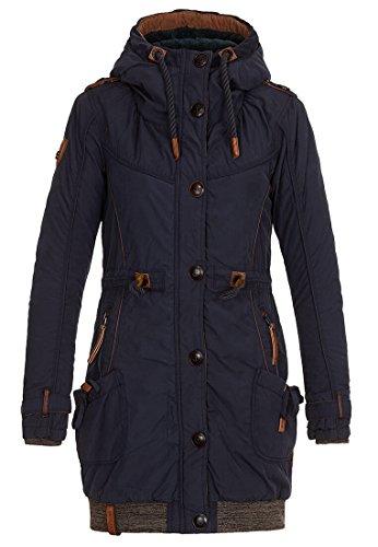Naketano Becky Pupst Jacket Dark Bluegrey
