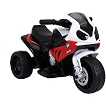 Moto Electrico para Niños Motocicleta Alimentado con Batería Vehículo Eléctrico ...