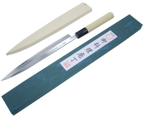 Cuchillos SANE-TATSU Yanagi-ba Pro Aciero Yasugi (240mm)