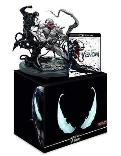 Venom - Edición Especial Figura (4K UHD + BD 3D + BD + BD Extras) [Blu-ray]