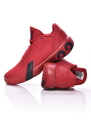 Nike Herren Jordan Ultra Fly 3 Low Basketballschuhe, Rot (Gym Red/Black 600), 42 EU